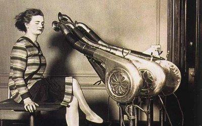 Сушилки для рук – история изобретения