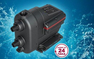 SCALA2 – идеальная насосная установка для водоснабжения частных домов!