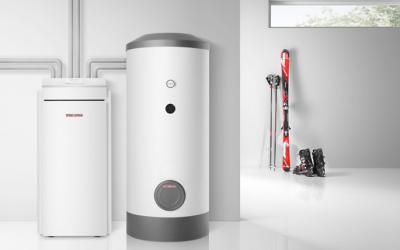 Напольные накопительные водонагреватели Stiebel Eltron с объемом бака от 200 до 1000 литров