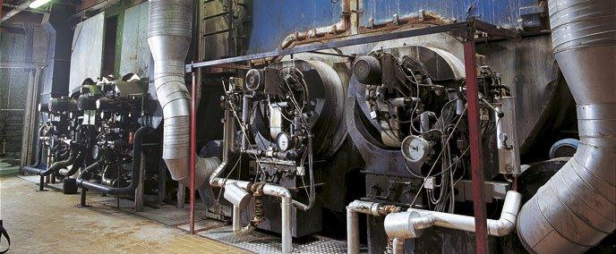 Котлы для промышленного применения