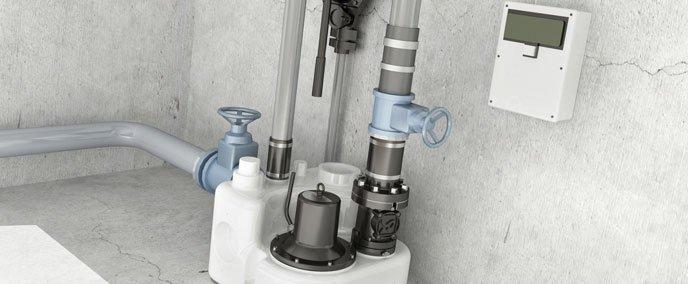 Перекачивание сточных вод - предприятия водопроводно-канализационного хозяйства