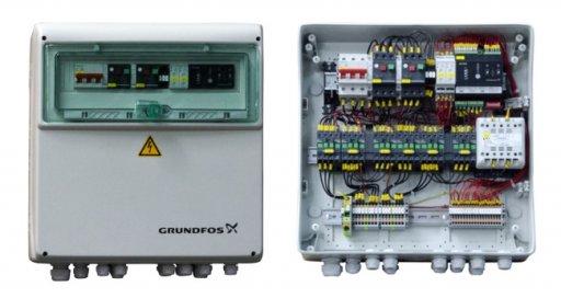 Шкафы управления Control LC(D) 108s