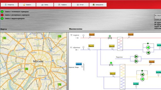 Comfort Contour Pro – система диспетчеризации тепловых пунктов нового поколения