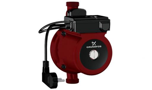 Возобновлено производство повысительных насосов Grundfos UPA 15-120