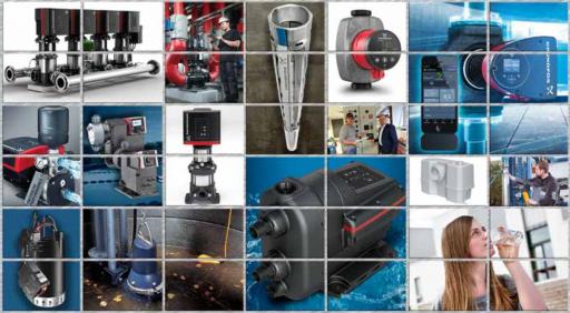 Новый прайс-лист на насосное оборудование Grundfos действителен с 1 марта 2019