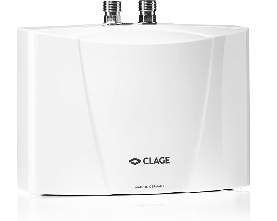 Проточные водонагреватели Clage