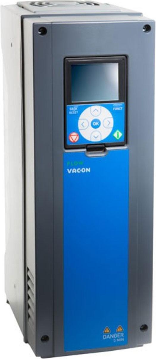 Низковольтные преобразователи частоты VACON 100 Flow