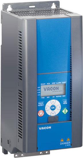 Низковольтные преобразователи частоты VACON 20
