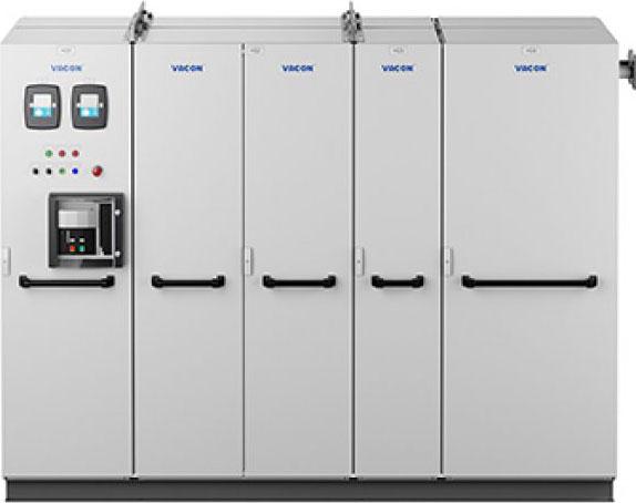 Низковольтные преобразователи частоты VACON NXP Liquid Cooled Enclosed Drive