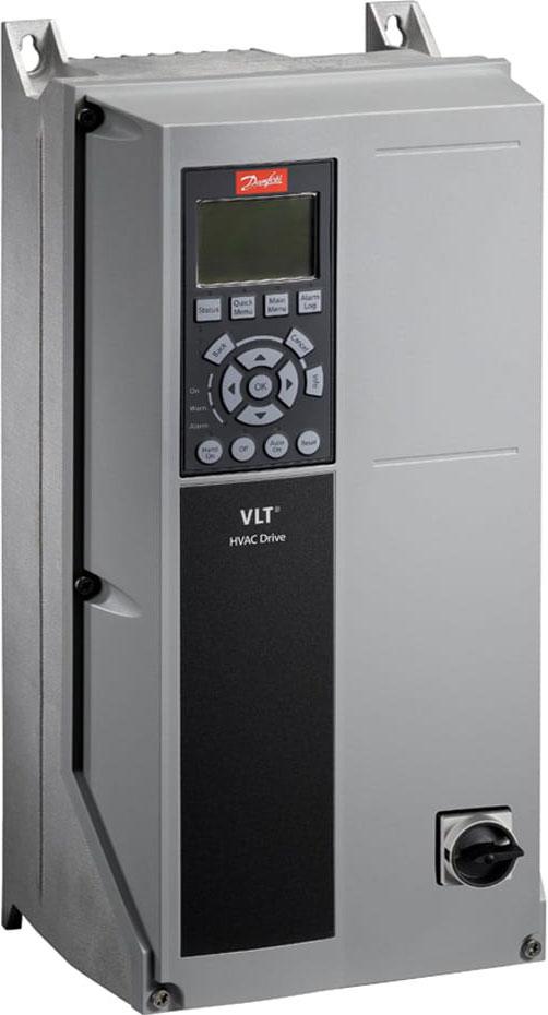 Низковольтные преобразователи частоты Danfoss VLT HVAC Drive FC 102
