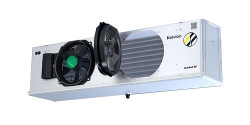 Стандартные (коммерческие) воздушные охладители