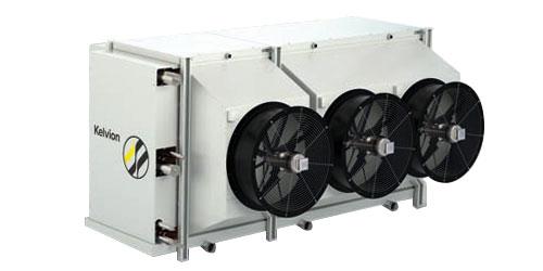 Воздушные охладители индивидуального изготовления