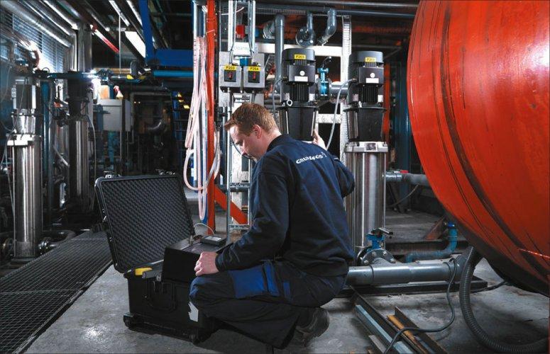 Аудит насосных систем промышленного предприятия
