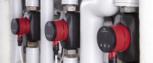 Циркуляционные насосы для систем отопления ALPHA2