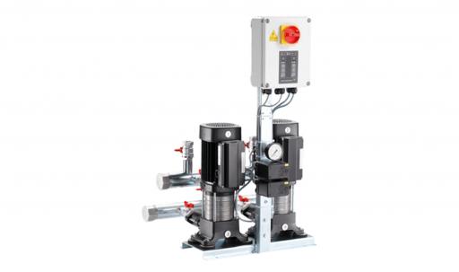 Снятие с производства установок Hydro Multi-S на насосах серии CMV
