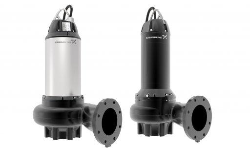 Обновление линейки канализационных насосов Grundfos SE/SL 9-30 кВт