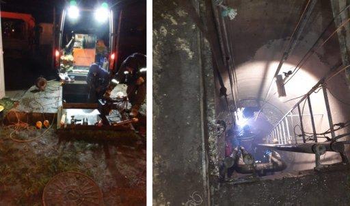 Капитальный ремонт насосов и техническое обслуживание КНС на Пискаревском проспекте