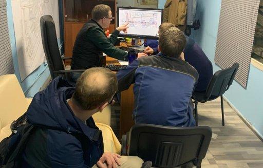 Служба эксплуатации планирует работы по обслуживанию инженерных сетей в праздничные дни
