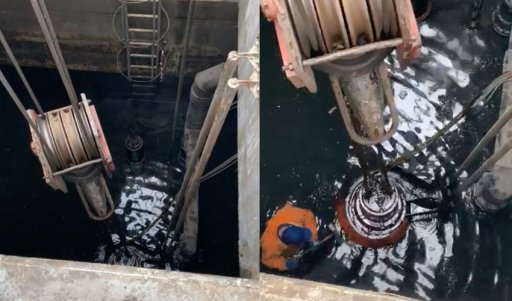 Служба эксплуатации сервисного центра «Аврора» осуществляет техническое обслуживание инженерных систем и насосов на объектах Мега Икеа