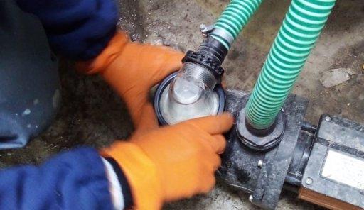 Техническое обслуживание комплекса ультрафиолетового обеззараживания сточных вод на очистных сооружениях в Усть-Славянке