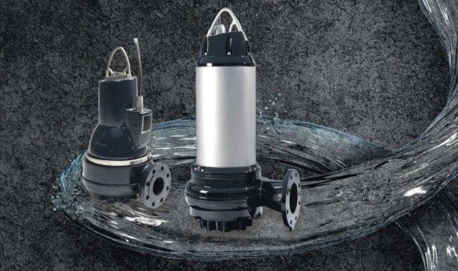 Новый насос в линейке канализационных насосов Grundfos SE/SL