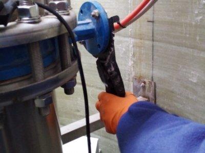 Техническое обслуживание установок УФО на очистных сооружениях