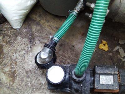На муниципальных очистных сооружениях промывка камер УФ излучения осуществляется не реже двух раз в год