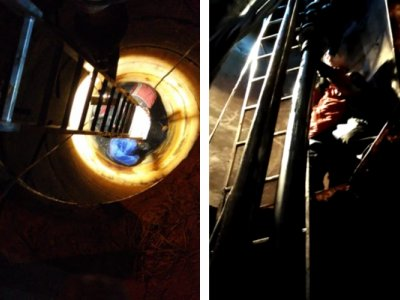 Замена комплектующих насосного оборудования и важных узлов системы ливневой канализации