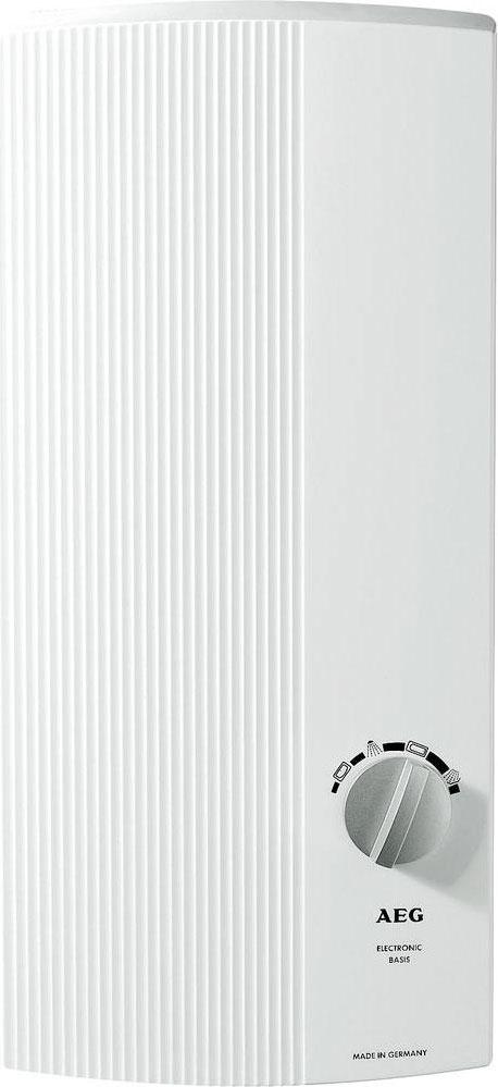 Проточный водонагреватель AEG DDLE Basis