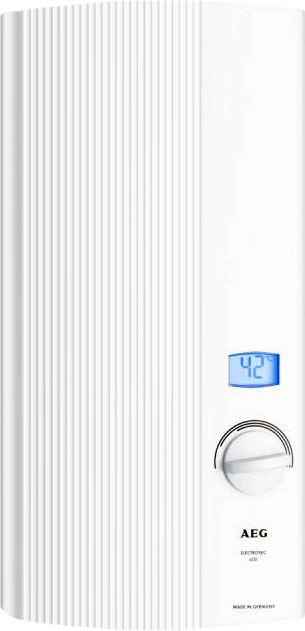 Проточный водонагреватель AEG DDLE LCD