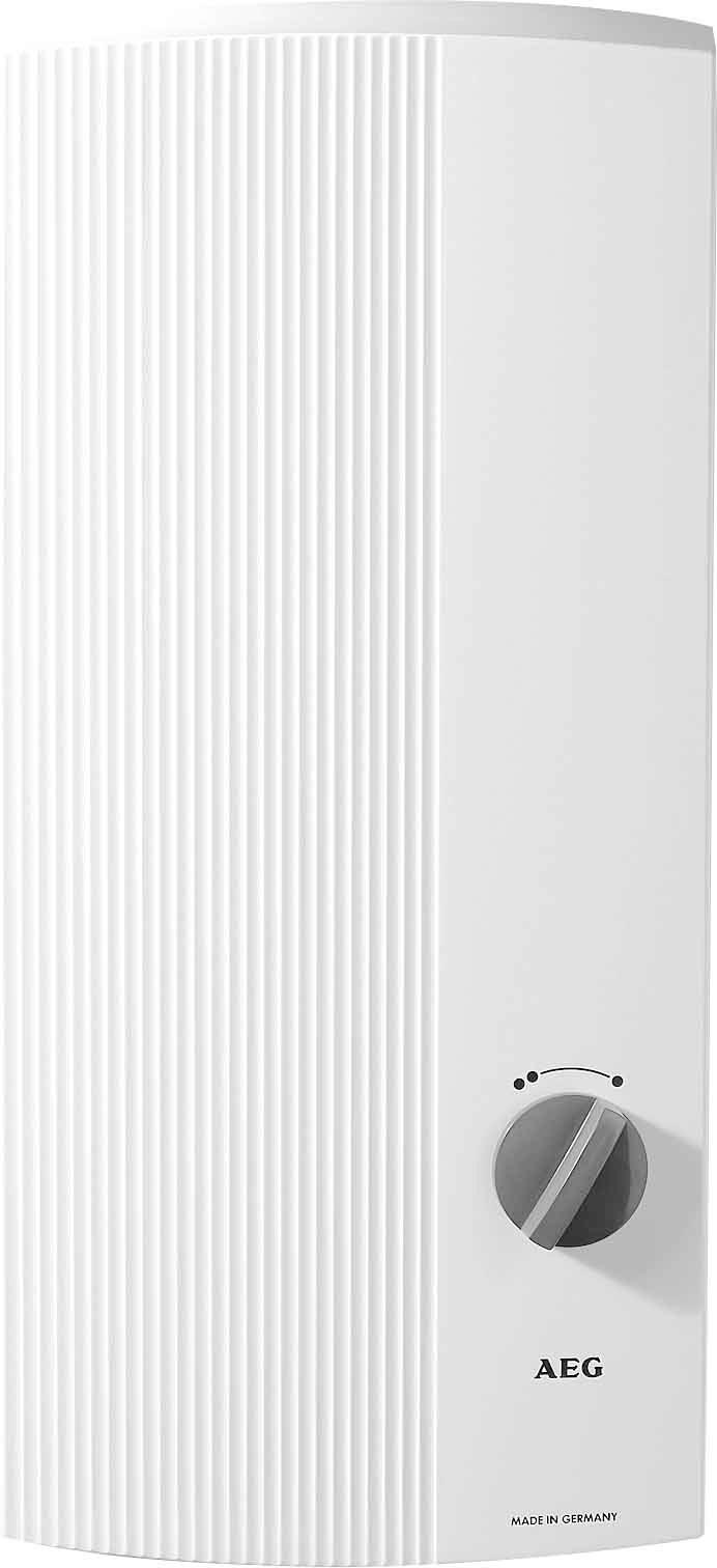 Проточный водонагреватель AEG DDLT PinControl