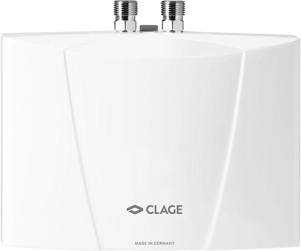Проточный водонагреватель Clage MBH