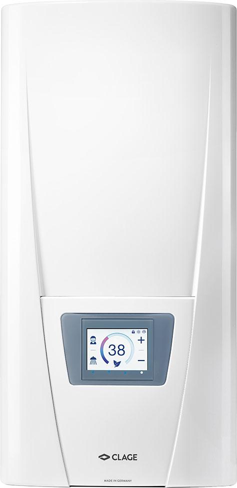 Проточный водонагреватель Clage DSX Touch