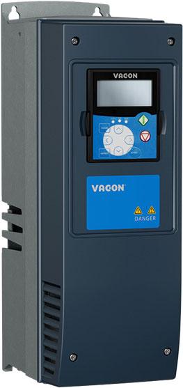 Низковольтные преобразователи частоты VACON NXP Air Cooled