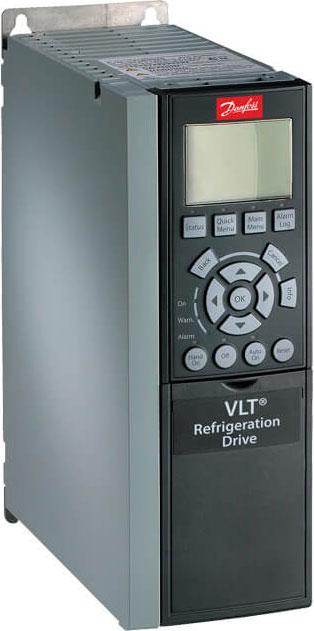 Низковольтные преобразователи частоты Danfoss VLT Refrigeration Drive FC 103