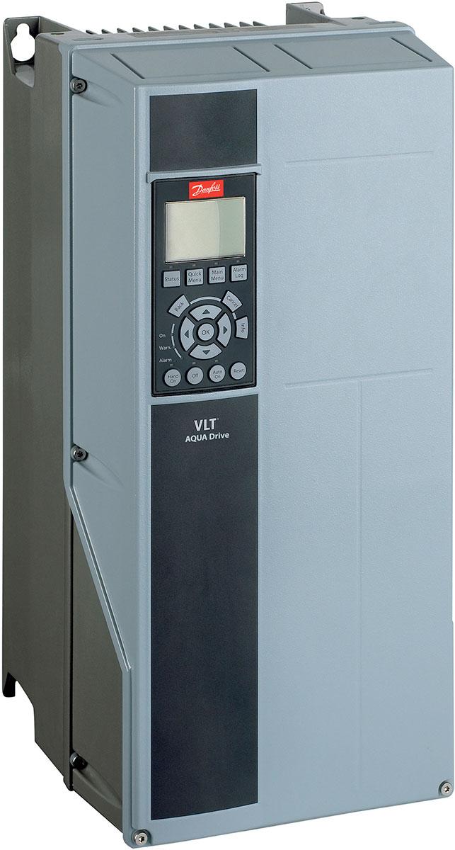 Низковольтные преобразователи частоты Danfoss VLT AQUA Drive FC 202