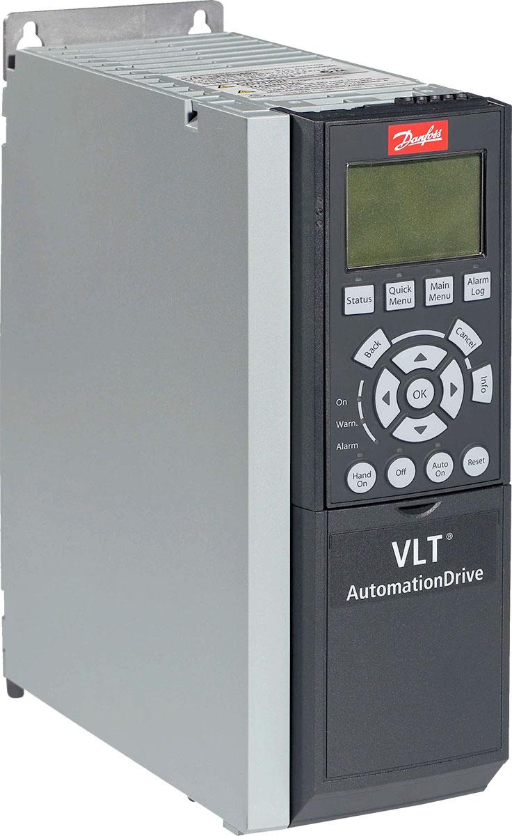 Низковольтные преобразователи частоты Danfoss VLT AutomationDrive FC 301/FC 302