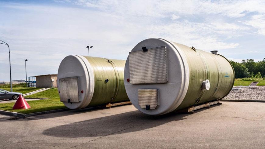 Комплектные канализационные насосные станции